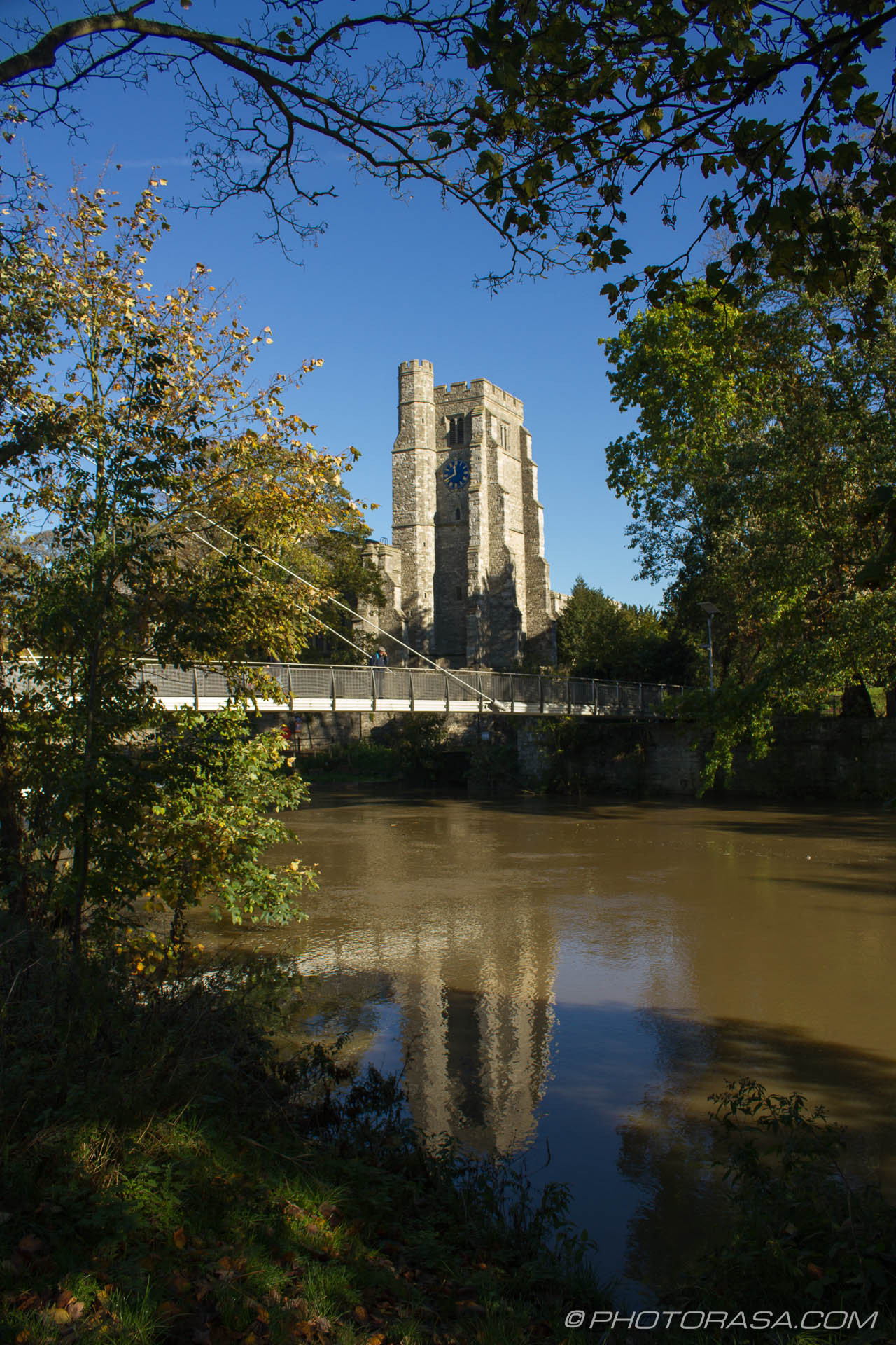 http://photorasa.com/inside-all-saints-church-in-maidstone/all-saints-church-from-across-the-river/