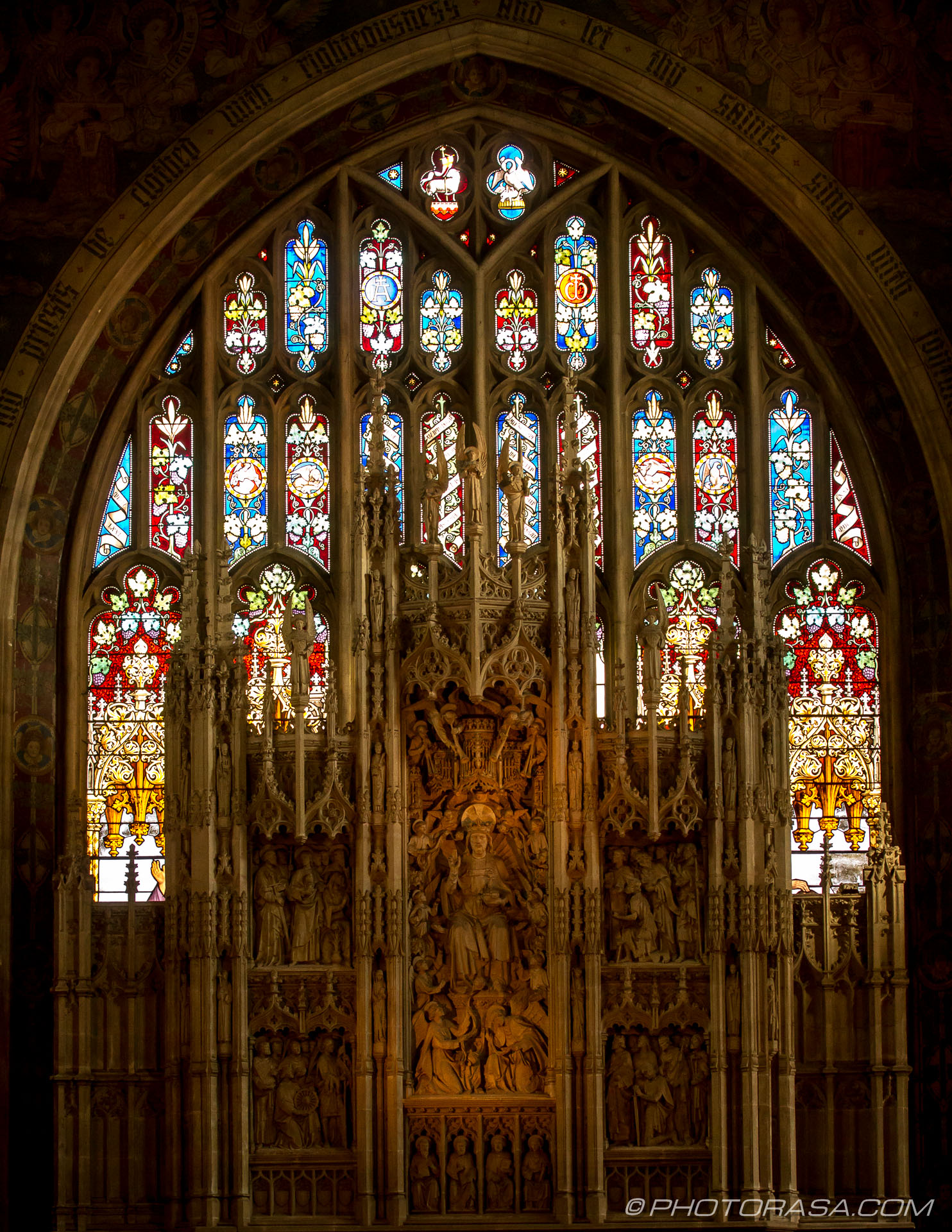 http://photorasa.com/inside-all-saints-church-in-maidstone/all-saints-maidstone-stained-glass-window/