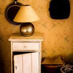 interior dining room corner