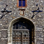 old entrance