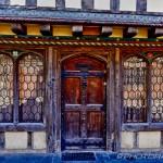 old shop front