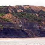 dorset jurassic coast cliff