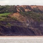 jurassic coast near lyme regis