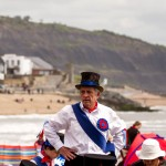 morris dancer in traditional clothes
