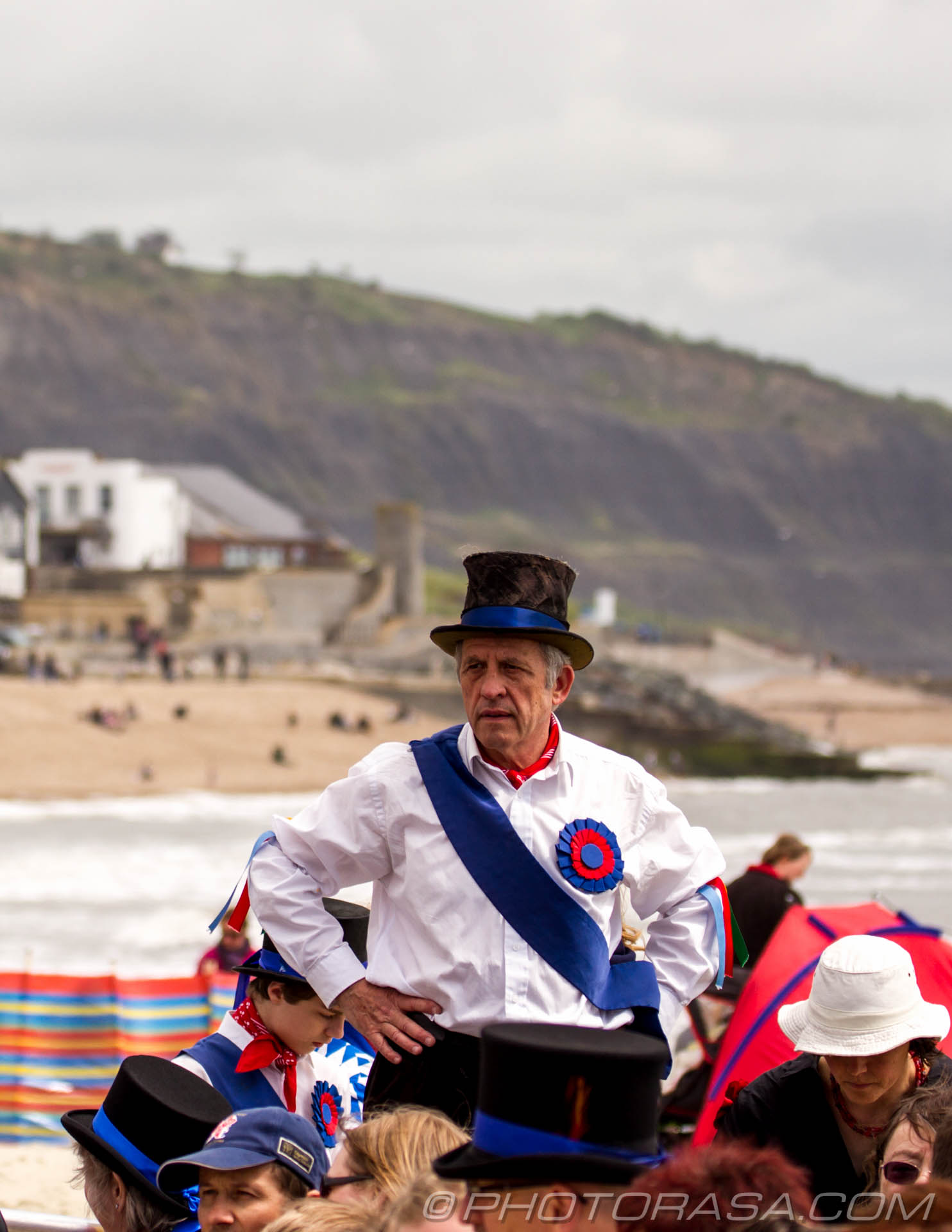 http://photorasa.com/lyme-regis/morris-dancer-in-traditional-clothes/