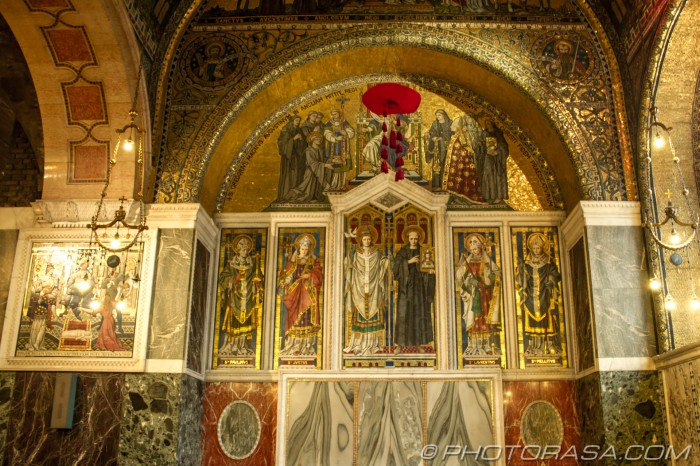 chapel of Saint Gregory and Saint Augustine