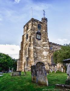 st dunstans church cranbrook