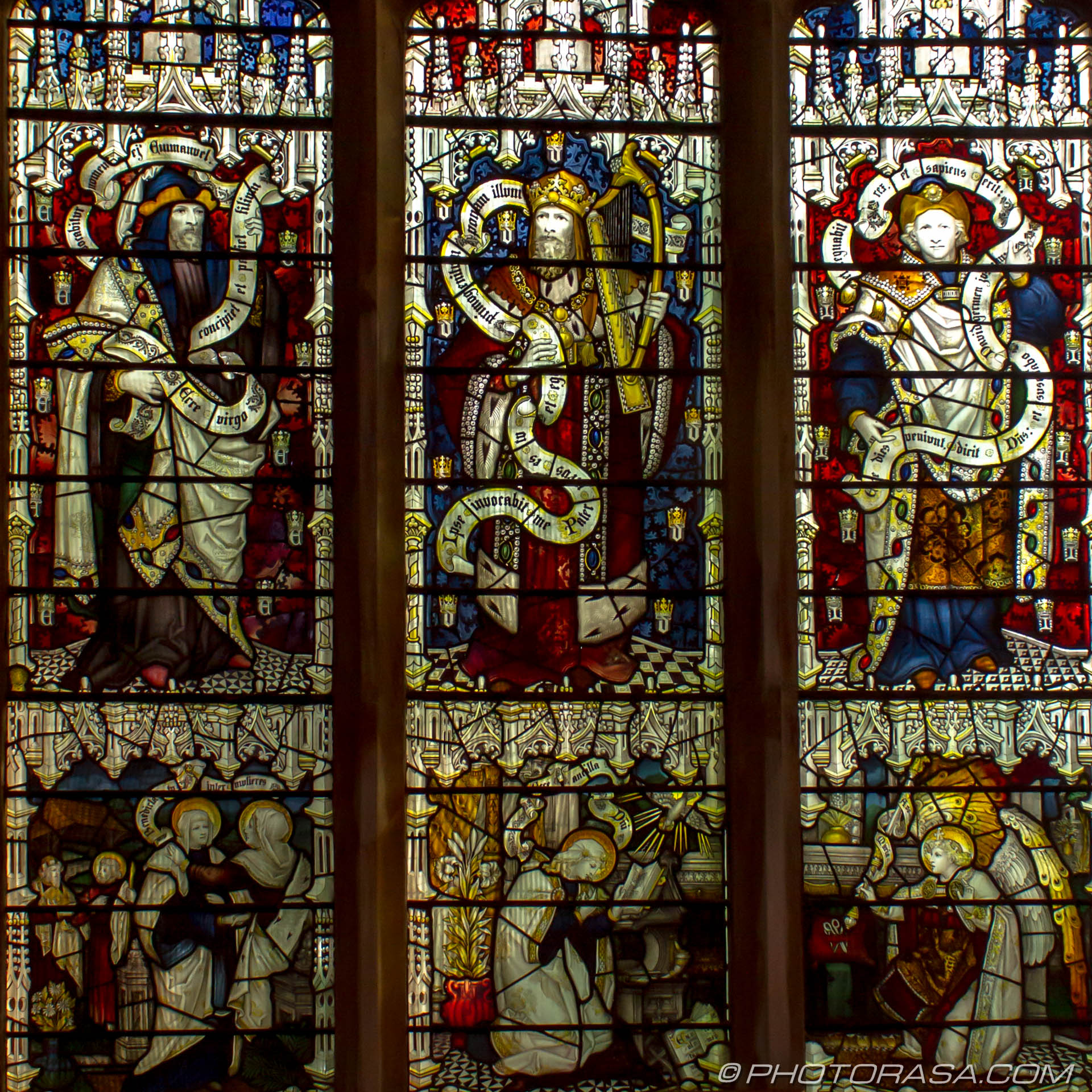 http://photorasa.com/st-dunstans-church-cranbrook/stained-glass-of-three-kings-in-heaven-and-holy-scribes/