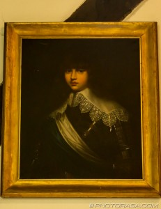17th century painting of prince waldemar christian of denmark