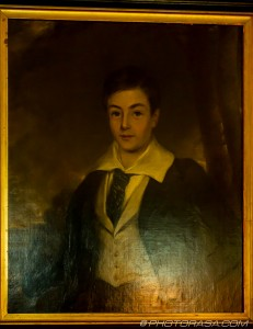 Early Georgian period painting of James Attwood Vallance