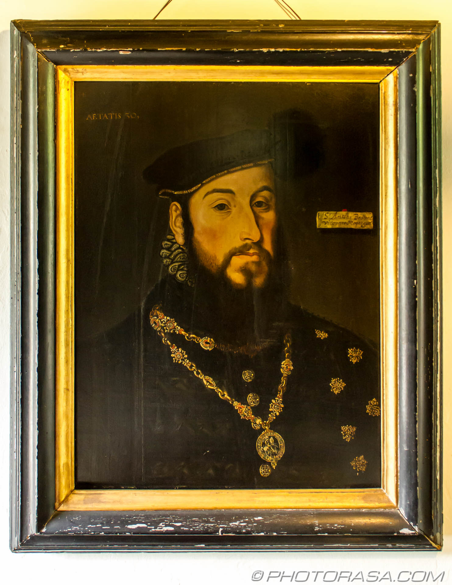 https://photorasa.com/stoneacre-house-paintings/tudor-painting-of-anthony-browne-1st-viscount-montague/