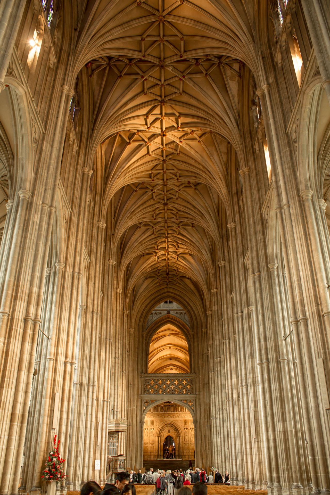 Canterbury Cathedral Photorasa Free Hd Photos