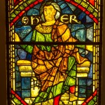 her er stained glass