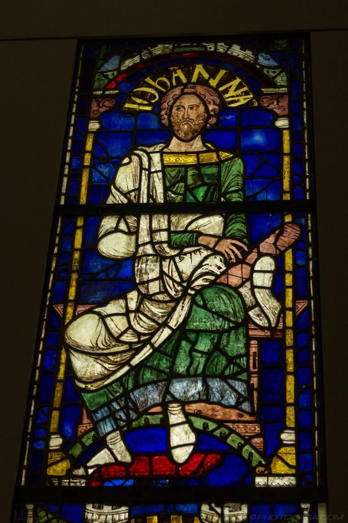 johanna stained glass