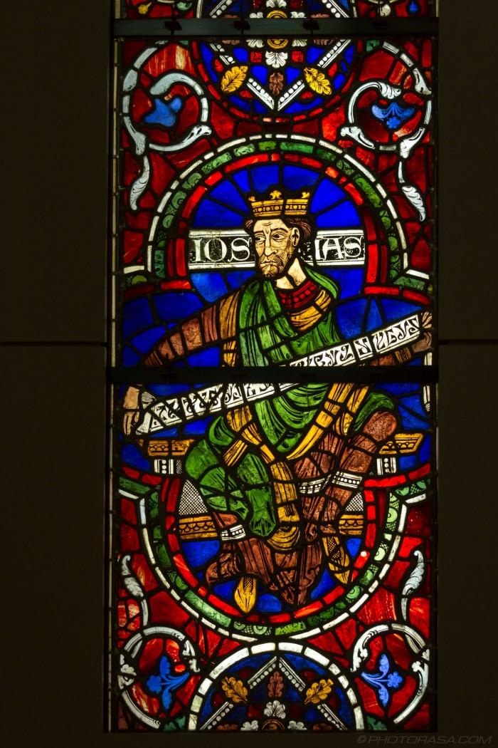 josias josiah stained glass
