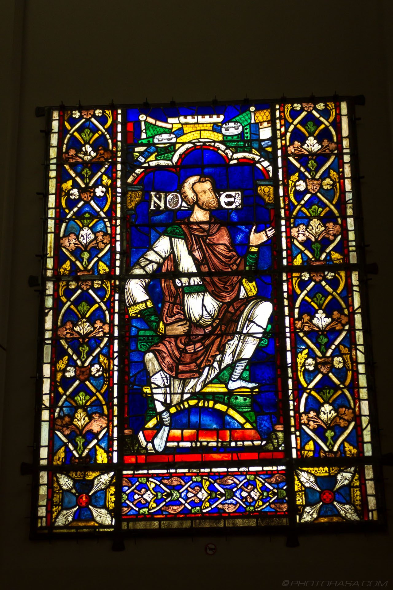 http://photorasa.com/genealogical-stained-glass-the-ancestors-of-jesus/noah-stained-glass/