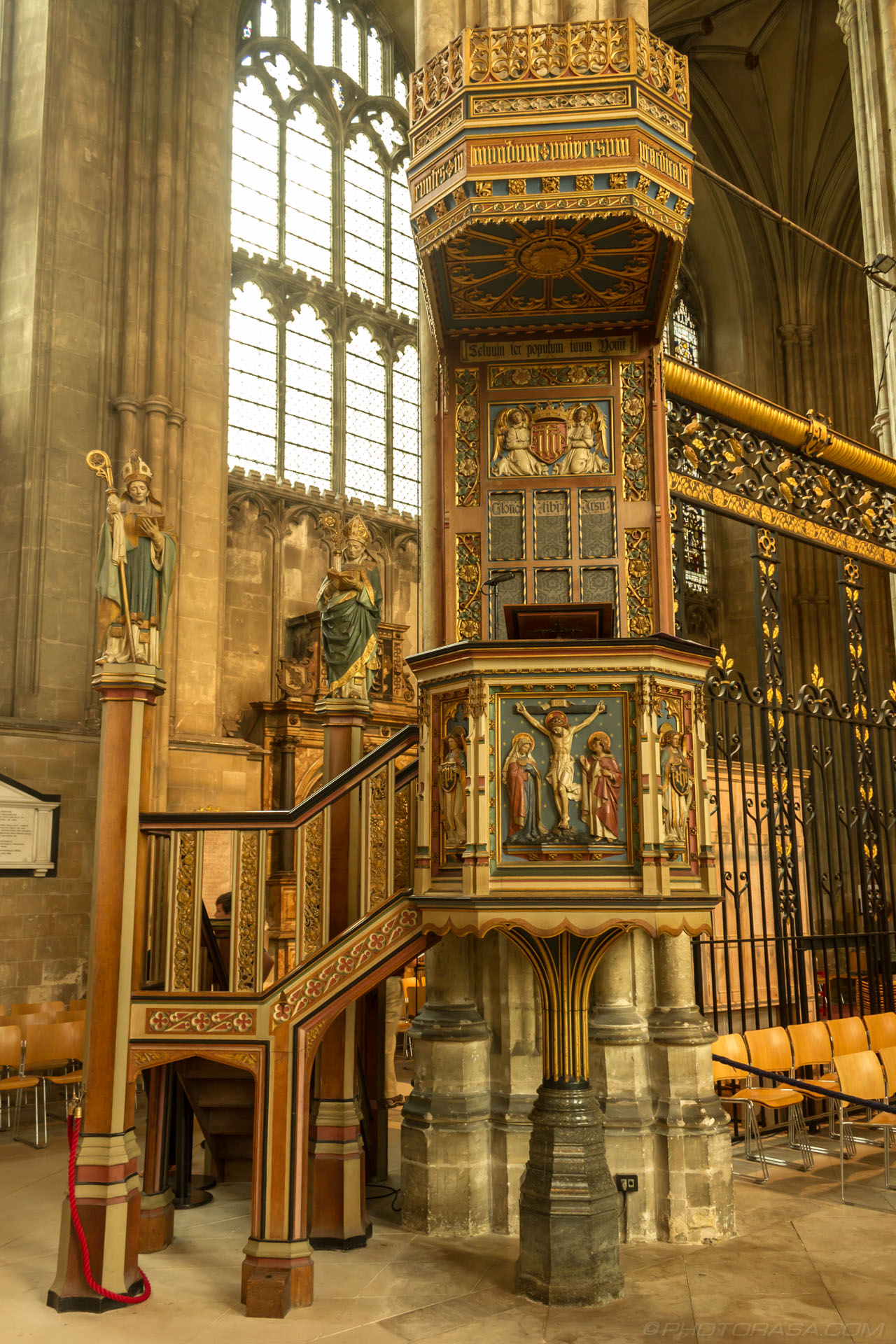 http://photorasa.com/canterbury-cathedral/ornately-carved-pulpit/