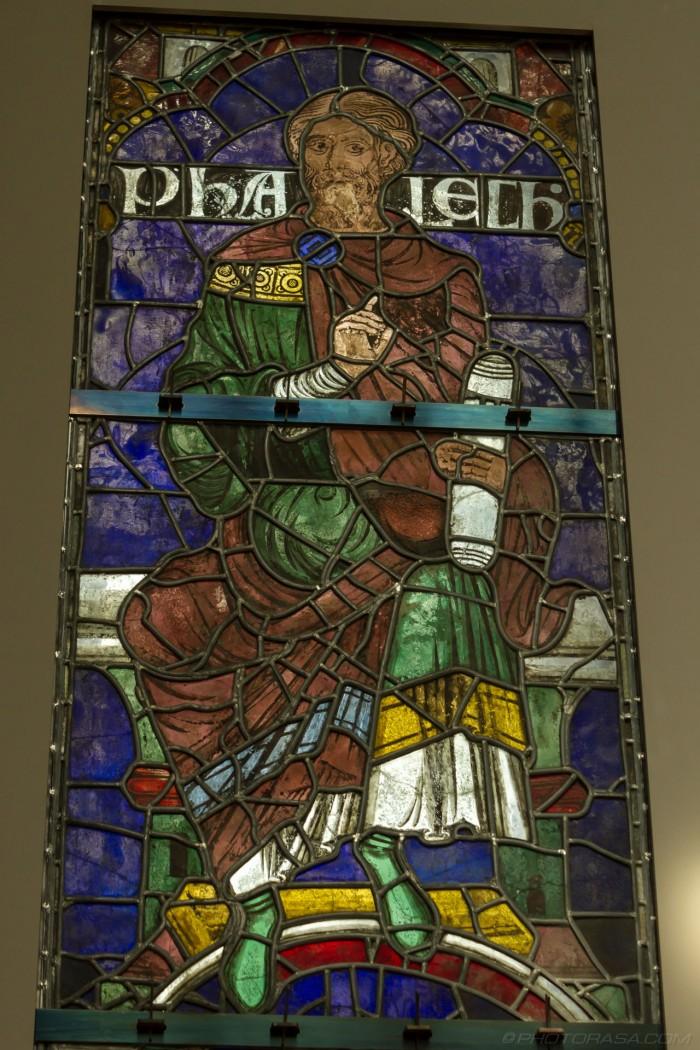 phalec peleg stained glass