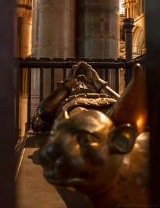 tomb of edward plantagenet the black prince