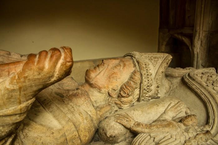 bishops tomb