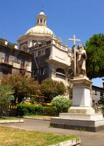 catania statue