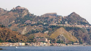 east sicilly coast line