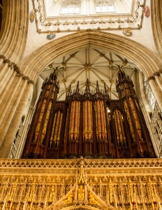 majestic cathedral organ