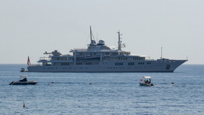 tatoosh super yacht