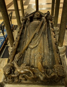 tomb of a bishop