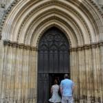 west entrance arch