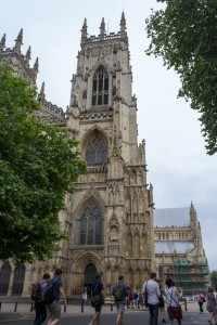 york minster cathedral west tower