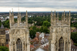 yorkminster twin towers
